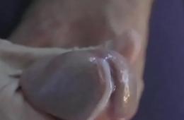 My Close up Cum Load low