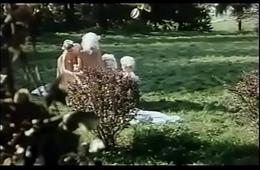 lesbian retro group girl  imperial sex paradigm