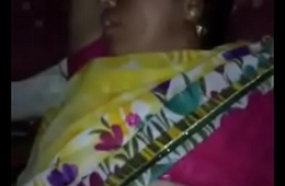 Desi sleeping neighbour bhabi