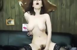 hairy romanian cam whore