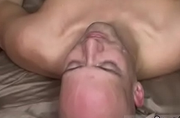 Mature and young boy gay cumshots first time Michael Madison the