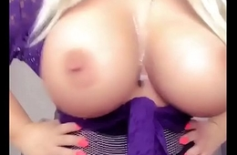 Grown Bouncing Boobies with Slow Vigour