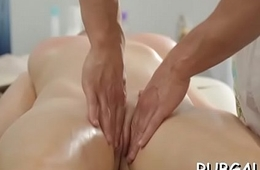Erotica rub down