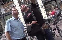 Dutch whore rides client