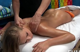 Massage gang bang