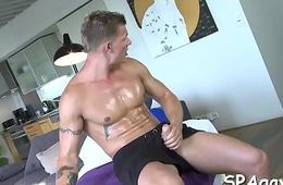 Rousing anal banging