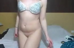 shy new russian cam slut
