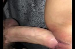 French slut in POV