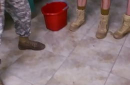 Military orgy gay and army naked iatrical first time I'_d never
