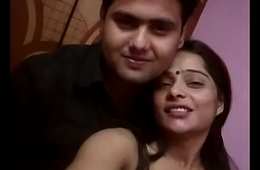Young Indian Couple Fucking