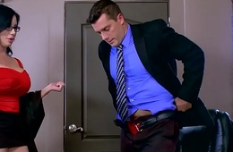 Brazzers - Big Knockers at Work - (Sybil Stallone Ramon) - Our Little Secretary