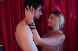 Natali Antonovich Uncensored mamma show anent sex scene from Vatsyayana Kamasutra 2