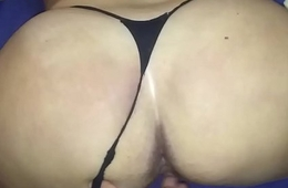 Big ass anal bunda milf colombiana