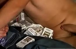 Masturbation peeing download gay Buddies Smoke Sex