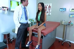 Brazzers - Doctor Adventures - (Trinity StClair Mick Blue) - No matter how To Take A Load