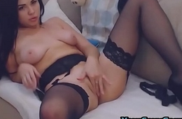 Perfect Big Ass Tiny 18yo Promoter From Your Dreams