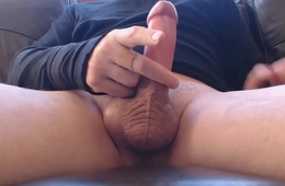 My toute seule 80 (Spurting interjection from very horny stiff cock)