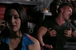 fucked near take of her- bigg cock