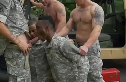 Asia gay sex pron pansy young R&amp_R, the Army69 way