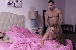 Deprecatory Daughter Dirtier Stepmom Share Boyfriend'_s Load of shit