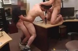 Fully gay sexy kissing fuck at time glaze He sells his taut bum for