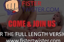 Fistertwister - Fisting Blondes