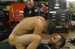 Muscle black cut dick movie gay first time Get plumbed by the police