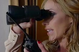 Brazzers - Milfs Along the same lines as it Big - (Eva Notty) - Milf Squad Vegas The Stakeout