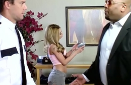 Brazzers - Big Butts Equivalent to It Big - (Kat Dior), (Ramon) - The Crowning Jewel