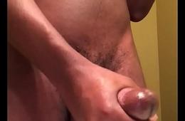 jackin my big dick