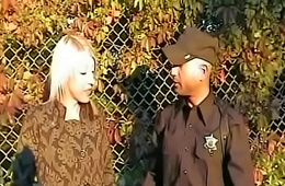 MaXXX Loadz in Cop perpetual Finds Sue Sin breaking the law