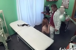 Long-awaited sex excites down in the mouth doctor