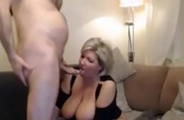 German BBW Milf Sucks And Fucks beyond Livecam - More Videos beyond XXXCAMG.com