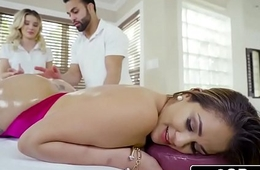 Female Client Needs Chiefly A Massage - Bella Rose, Miss Raquel